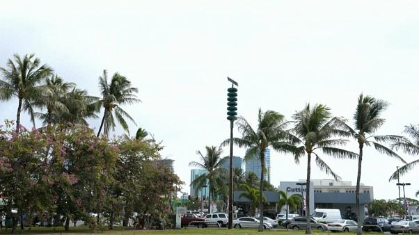 Hawaii, tornano le sirene della Guerra fredda
