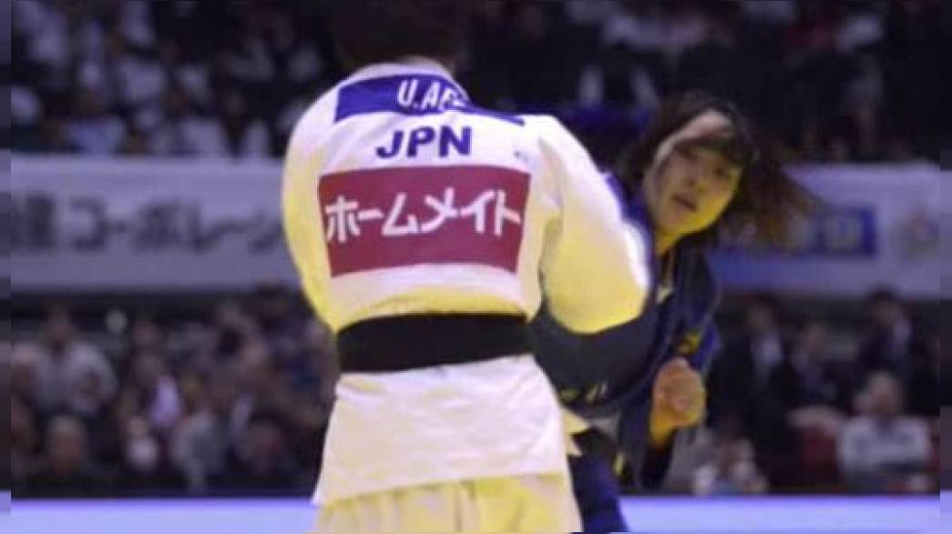 Judo: Tokyo Grand Slam'inde ilk gün Japonlar sevindi