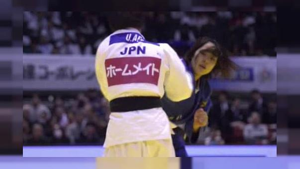 بطولة غراند سلام للجيدو: اليابانيون يسيطرون على أرضهم في اليوم الأول