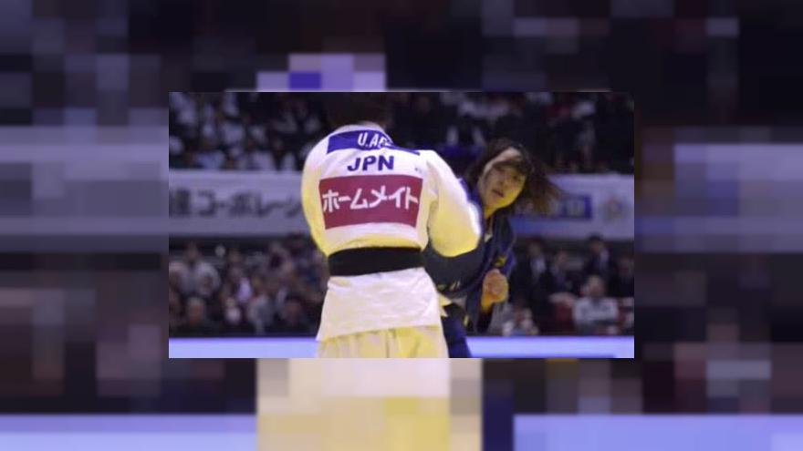 Judo Grand Slam in Tokio: Goldregen für Japan