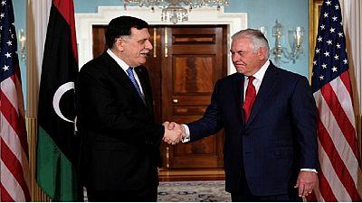 """Les États-Unis pour une participation """"constructive"""" des Libyens à la médiation de l'ONU"""