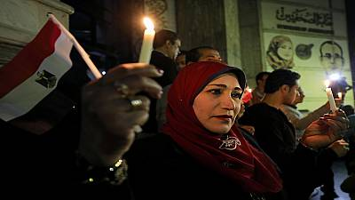 Egyptians recall day of Beir Al Abed mosque attack