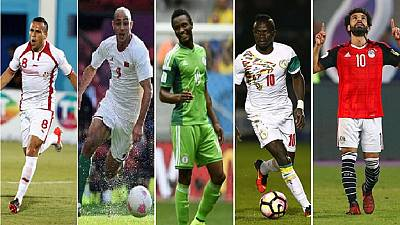 Africa's 2018 World Cup teams to share $2.5m CAF support