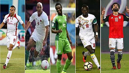 Mondial 2018: la CAF va octroyer 500 000 dollars à chaque représentant africain