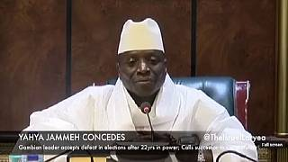 The Gambia celebrates a year after Jammeh's downfall