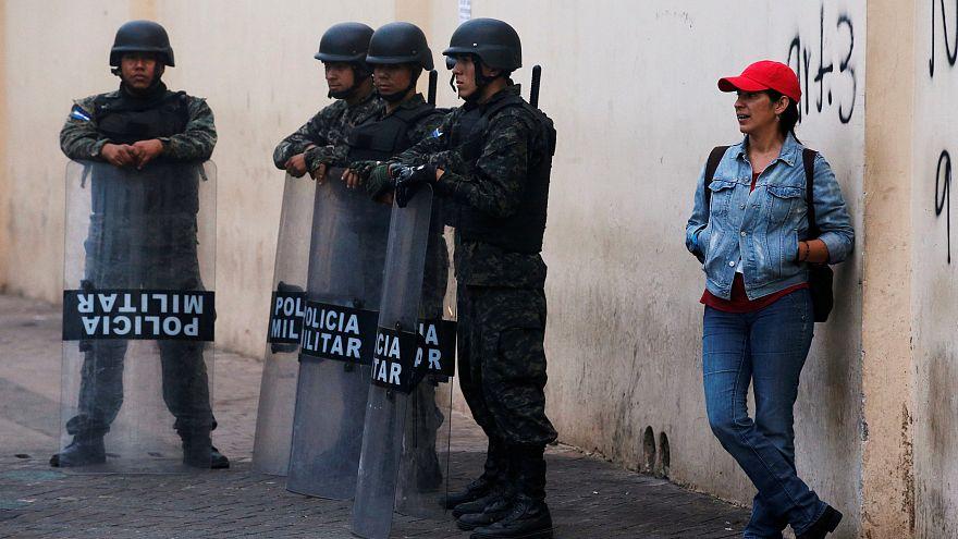 Tεταμένη η κατάσταση στην Ονδούρα