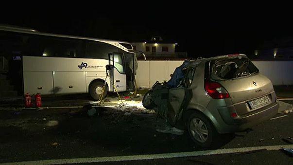 Tödlicher Unfall in Österreich