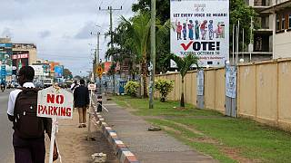 Liberia's electoral stalemate slows economy