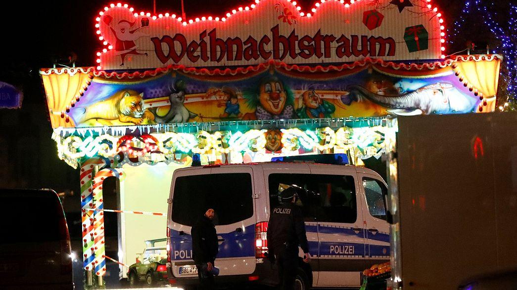 Paketbomben: Polizei mahnt zur Vorsicht