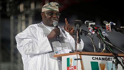 Présidentielle de 2019 au Nigeria : un ancien vice-président retourne dans l'opposition