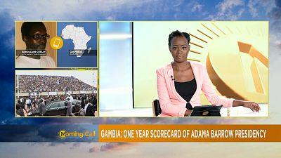 Gambia: One year scorecard of Adama Barrow presidency [The Morning Call]