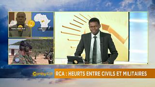 CAR: Military clash with civilians [The Morning Call]