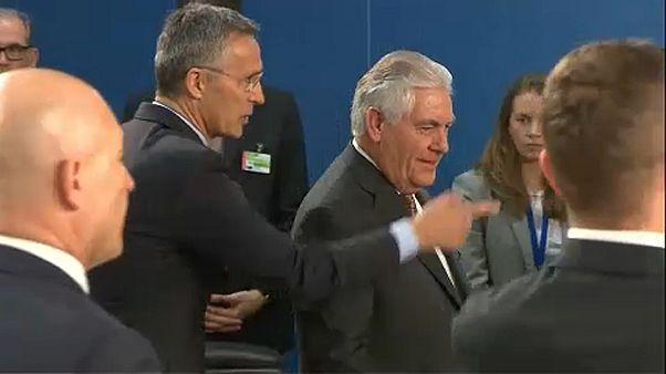 Tillerson en position de faiblesse à l'OTAN
