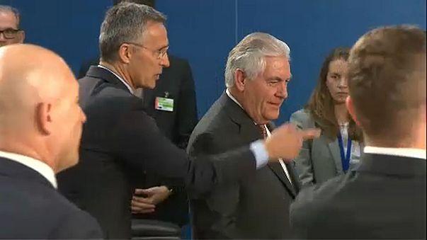 Suspence sulla partecipazione di Tillerson alla NATO