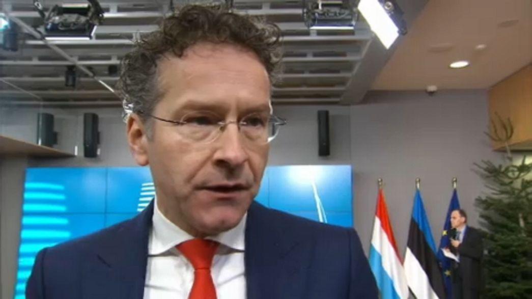Eurogrupo aprova programa de reformas de Atenas