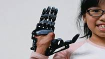 South African students build affordable prosthetic hand