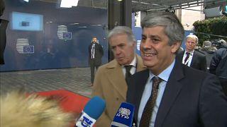 Euro Bölgesi maliye bakanlarını bir araya getiren Eurogroup, Portekiz Maliye Bakanı Mario Centeno'yu yeni başkanı olarak seçti