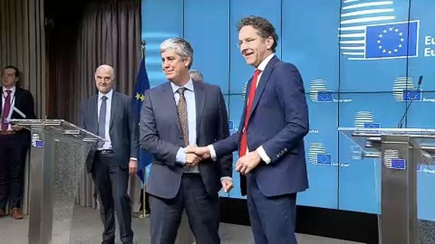 Mário Centeno aos comandos do Eurogrupo