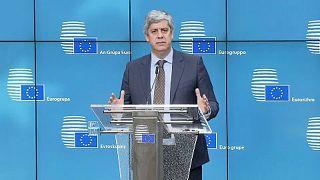 Mediterrán politikus az eurócsoport élén