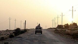 """Egypte : """"cinq terroristes"""" tués par la police (Intérieur)"""