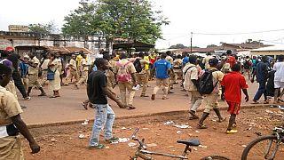 Guinée : les élèves réclament le retour des professeurs