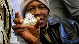 709 carat Sierra Leone 'Peace diamond' sold for $6.5m in New York auction