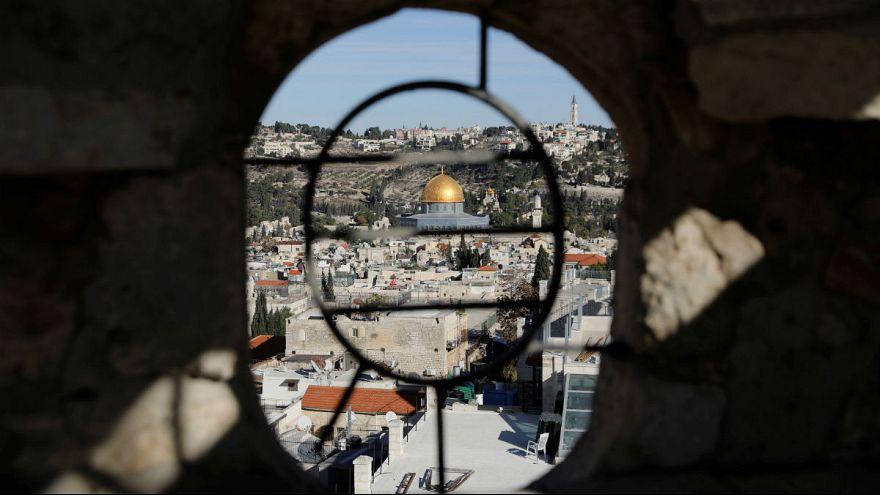 Késik a döntés az Egyesült Államok izraeli nagykövetségéről