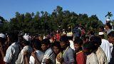 Arakanlı Müslümanlar can güvenlikleri olmadıkları gerekçesiyle Myanmar'a geri dönmek istemiyor.
