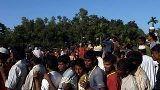 Nem mernek hazatérni a rohingyák