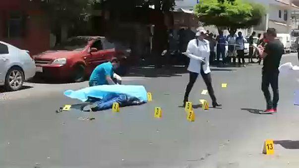 Mexikó a világ legveszélyesebb országa az újságírók számára