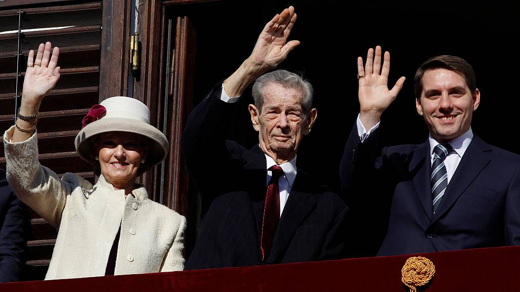 Who was King Michael I of Romania?