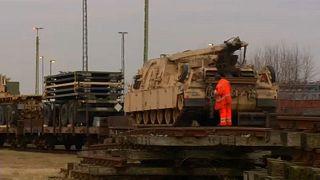 NATO: gyorsítani kell a csapatmozgásokat