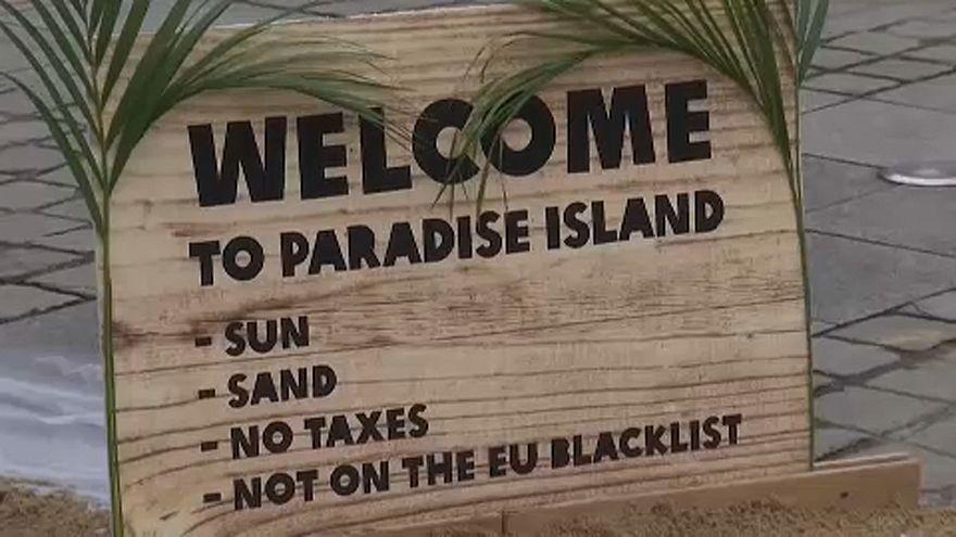 17 ülke AB'nin vergi cenneti kara listesine girdi