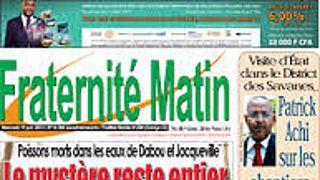 Côte d'Ivoire-grève à Fraternité Matin : le changement de la direction exigé