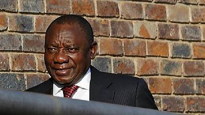 South Africa's Ramaphosa leads ANC nominations but not assured of victory