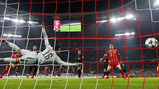 Champions League: fuori l'Atletico Madrid e gli altri risultati