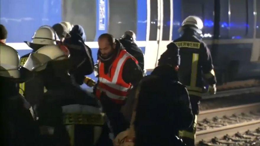 Железнодорожная катастрофа близ Дюссельдорфа