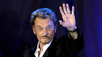 Décès de Johnny Hallyday, le chanteur français aux 100 millions de disques
