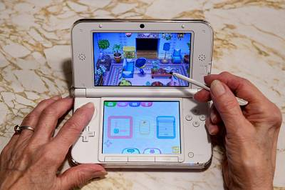 With their complex controls and fast pace, video games can provide a mental workout for seniors, experts say.