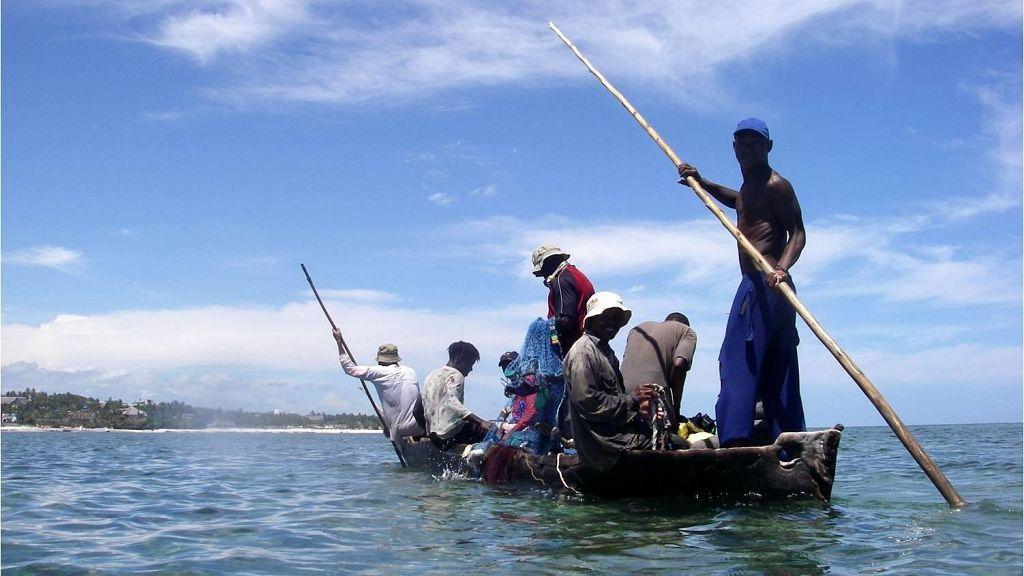 Kenyan Fishermen