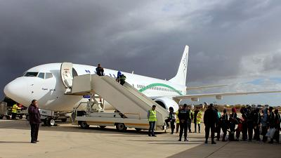 Nigerians return from Libya