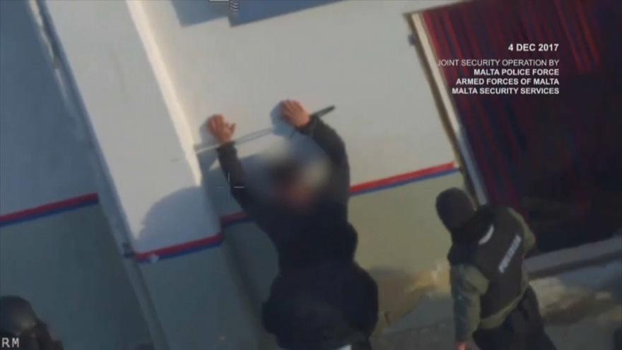Vádemelés a máltai oknyomozó megölése ügyében