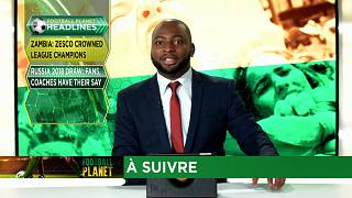 陈2018乏,赞比亚赢得赞比亚联赛和更多[地球]足球