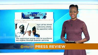 Press Review of December 06, 2017 [The Morning Call]