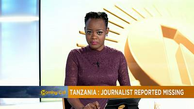 Tanzania: Journalist reported missing [The Morning Call]