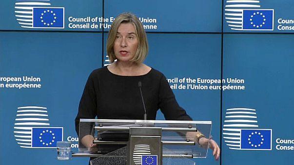 UE contra mudar estatuto de Jerusalém