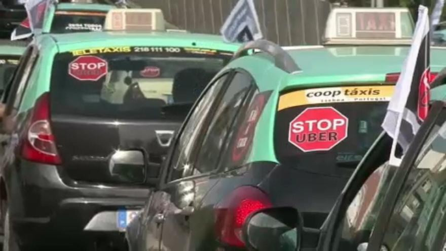 Törvénytelen az Uber Portugáliában