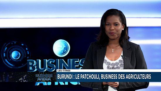 Patchouli, Burundi's new money maker
