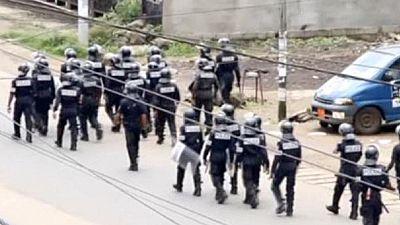 Cameroun : des populations fuient les zones anglophones
