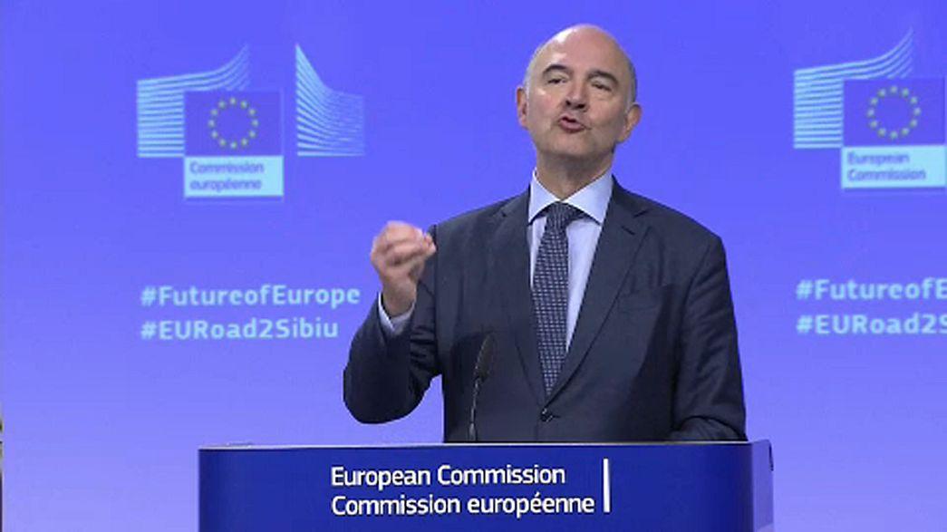 Zona euro deverá aplicar reformas nos próximos 18 meses